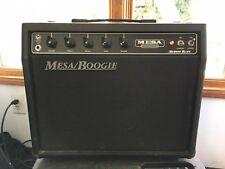 """Mesa Boogie Subway Blues, 20W, spring reverb, Raging Cajun 10"""" tube amp"""
