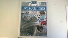 100 Weekend Cross-stitch Gifts by Barbara Finwall, Nancy Javier (Hardback, 1996)