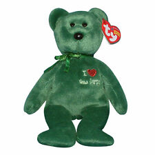 TY Beanie Baby - NEW JERSEY the Bear (I Love New Jersey - State Exclusive)