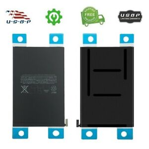 Apple iPad Mini 5 Replacement Battery A2133 A2124 A2126 A2125 5173mAh W/Adhesive