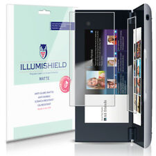 iLLumiShield Matte Screen Protector w Anti-Glare/Print 3x for Sony Tablet P 5.5""