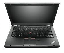 "Cheap Refurbished laptop IBM T430 14"" 320GB Intel Core i5 2.4GHz 4GB Windows 10"