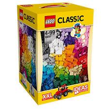 Nuevo Lego CAJA DE LADRILLOS CREATIVOS GRANDE XXL Clásico 10697 (1500 Piezas)