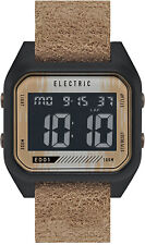 Electric ED01 Digital Men's Watch Chris Cole EW0110020043 Calendar Alarm Light