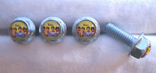 the Beatles License Plates Screws, The Beatles Logo License Plate Screws,Beatles