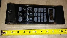 7JJ16 MAIN PANEL FROM WALMART / EMERSON MICROWAVE OVEN RGTM702, VERY GOOD COND