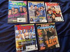 Nsync Magazine Lot! Justin Timberlake