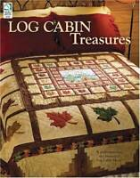 Log Cabin Treasures - Paperback By House of White Birches - VERY GOOD