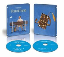 Forrest Gump 25th Anniversary Blu-Ray + Digital Steelbook Only @ Best Buy New