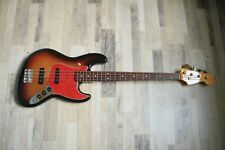 Fender Jazz Bass jb62 Sunburst japón Bass-guitarra