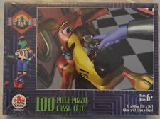 ReBoot Puzzle #30804-4 by Canada Games, featuring Frisket