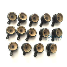 Henglong Usa M1A2 Abrams Rc Tank 1/1 00004000 6 Scale 3918 Plastic Road Wheels Spare Part