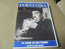 """DVD """"LE RETOUR DE DON CAMILLO"""" Fernandel"""