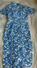 1950s style oriental dress size s