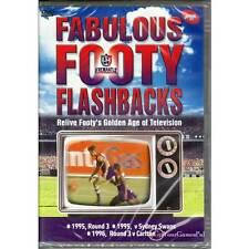 DVD FABULOUS FOOTY FLASHBACKS FREMANTLE AFL 3 BEST GAMES 95 96 ALL REGION [BNS]