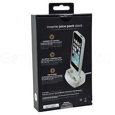 Genuine Mophie Juice Pack Dock Desktop Charger For iPhone 5/5S Juice Pack Case