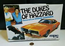 MPC The Dukes Of Hazzard General Lee 1/25 Model Kit  Dodge Charger NEW Not Seale