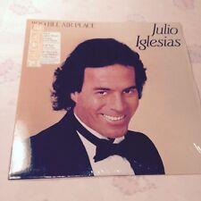 JULIO IGLESIAS - 1100 BEL AIR PLACE / USED VINYL LP / 1984 COLUMBIA QC 39157