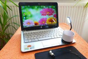 HP Pavilion DM1 l 11 Zoll HD l AKKU NEU l Windows 7 l EXTRAS l HDMI l SEHR GUT