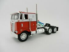 2019 First Gear DCP 1:64 *RED & WHITE* PETERBILT Model 352 COE *BRAND NEW*