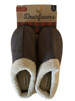 Dearfoam Light Heather Grey Women's Slippers