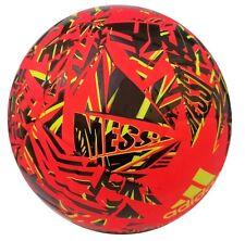 Adidas Messi Club Fußball Rot FC Barcelona Ball Weltfussballer Trainingsball