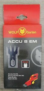 Wolf Garten Ersatzmesser 8EM