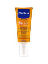 Mustela Sun Lotion SPF 50+ Baby Children 200ml very high protection