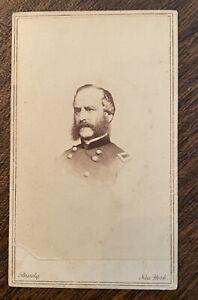 Civil War CDV of Union General Rene De Russy - Brady New York