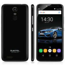 "Oukitel C8 5.5"" HD Handy LTPS Android 7.0 2+16GB 3000mAh Dual SIM Fingerprint EU"