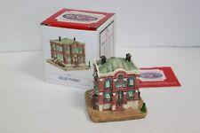 Liberty Falls Mini Village Greller's Pharmacy Ah27