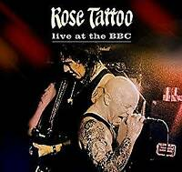 Rose Tattoo - On Air In 81 Live At The BBC & Other Transmissions (NEW CD+DVD)