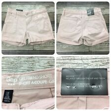 Gap Girlfriend Jean Shorts Women's 0R (W28 L4) Soft Pink (See Description) (A8)