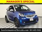 2018 smart Fortwo electric drive prime 2018 smart Fortwo electric drive, Midnight Blue Metallic with 17476 Miles availa