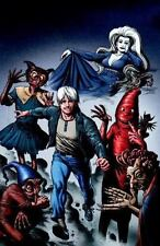 Jack of Fables Vol. 7: The New Adventures of Jack and Jack-ExLibrary