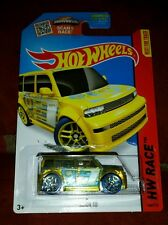 2015 Hot Wheels HW RACE Scion XB 144/250 (Gold Version)