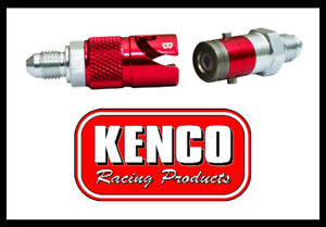 Kenco AN 3 Quick Release Disconnect Brake Coupling Fitting  Speedway Sprintcar
