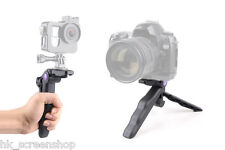 【SCREENSHOP】Camera Cell Phone DSRL Handle Grip Camera Stabilisers & Tripod 2in1