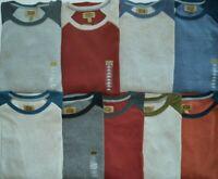 Men's Foundry Big & Tall Long Sleeve Thermal Raglan Shirt Sizes 2XL - 4XLT