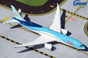 GEMINI JETS (GJTOM1937) TUI AIRLINES 787-9 1:400 SCALE DIECAST METAL MODEL