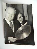 """Andre Soprano Foto Bacchetta D'Oro """" Milionario Disco Classico 1958"""