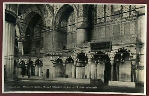 STAMBOUL  mosquée sultan AHMED   (1)