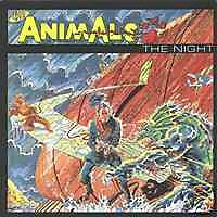 THE ANIMALS The night 45 Tours 2 Titres