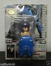 Sega Ghost in the Shell Motoko Kusanagi Tachikoma Mini Display Figure