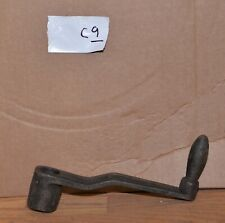 Hit & Miss engine crank handle tractor antique automobile collectible tool C9
