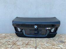 BMW F10 M5 ///M (2013-2016) 550I 535I 528I REAR TRUNK LID COVER PANEL OEM