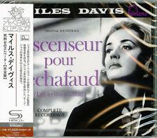 MILES DAVIS-ASCENSEUR POUR L'ECHAFAUD-JAPAN SHM-CD C94