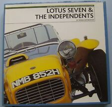 Lotus Seven & Independents by Ortenburger inc. world wide independent builders