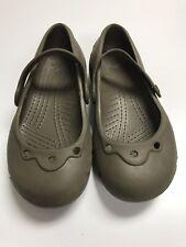 Crocs Infant Girls Retro Mary Jane Fuchsia//Ultraviolet Sandals Various Size BNWT