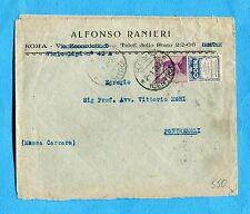 1925 PUBBLICITARI c.50 COEN (10) ann.ROMA, 02.01.25   (879294)